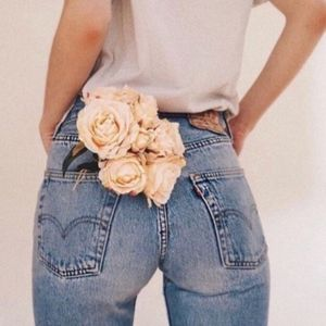 levi's | vintage 550 high waisted mom jeans sz 38
